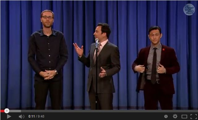Joseph Gordon Levitt and Stephen Merchant to battle in an epic lip sync-off