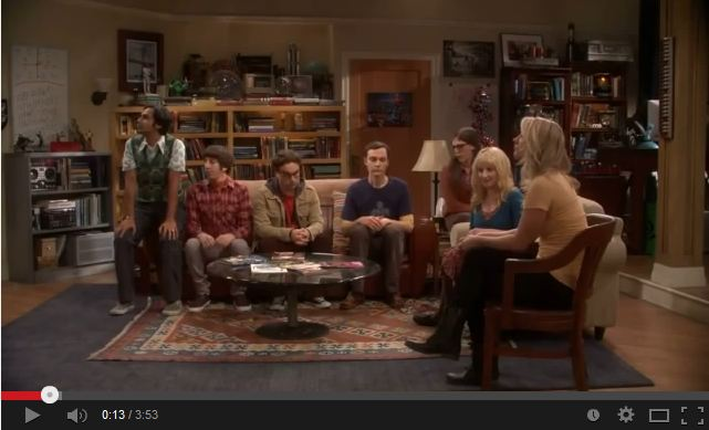 "The Big Bang Theory Flash Mob ""FULL VERSION"""