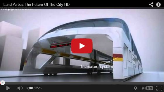 Land Airbus The Future Of The City HD