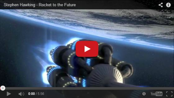 Stephen Hawking – Rocket to the Future