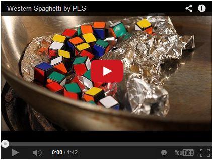 Western Spaghetti by PES